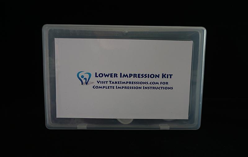 upper impression kit